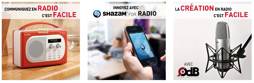 Radio Facile visuel
